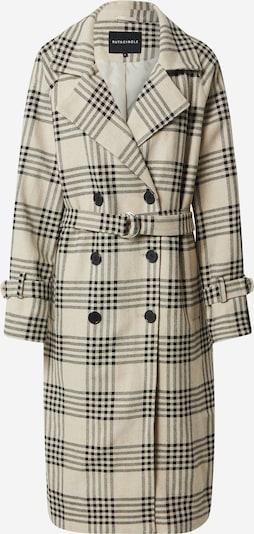 Rut & Circle Płaszcz przejściowy 'Cassandra' w kolorze beżowy / czarnym, Podgląd produktu