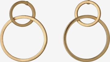 Pilgrim Earrings 'Harper' in Gold
