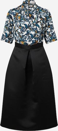 Closet London Šaty 'Gold Twist' - zelená / černá, Produkt