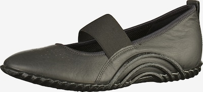 ECCO Ballerinas in schwarz, Produktansicht