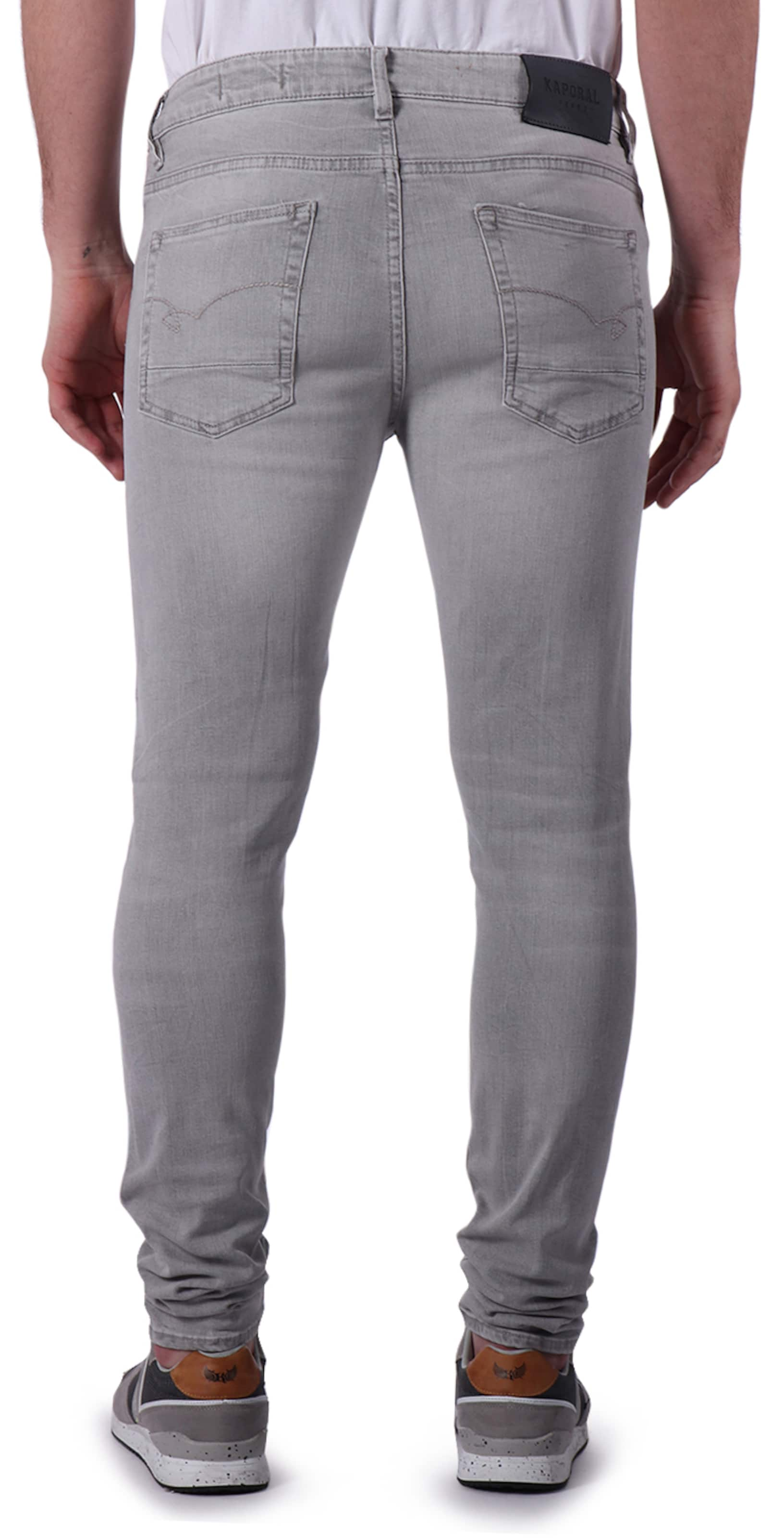Jeans Grey Denim In Kaporal 'dadas' f7bgy6