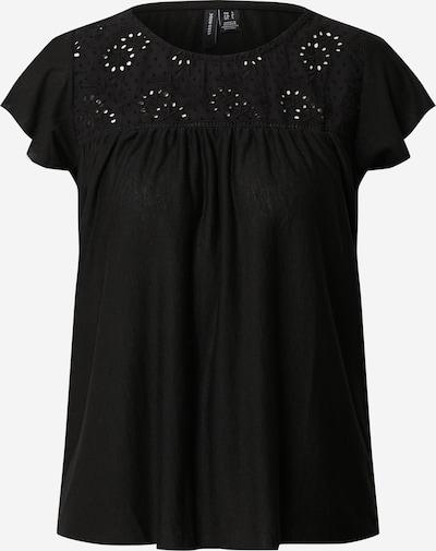 VERO MODA Shirt 'BRIELLE' in schwarz, Produktansicht