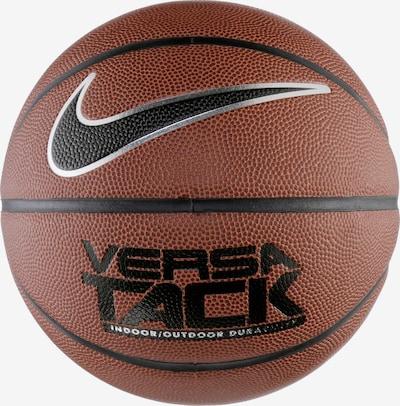 NIKE Basketball 'VERSA TACK 8P' in braun / schwarz / silber, Produktansicht