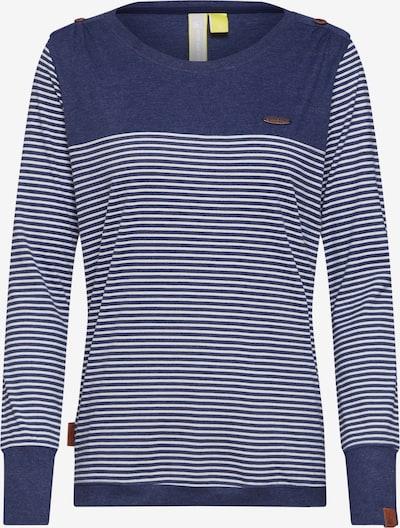 Alife and Kickin Shirt 'LEONIE B' in marine / weiß, Produktansicht