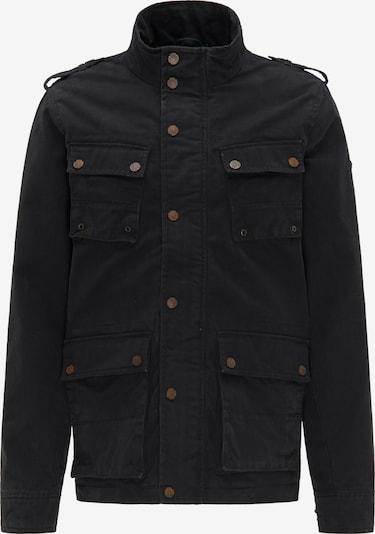 DREIMASTER Jacke in schwarz, Produktansicht
