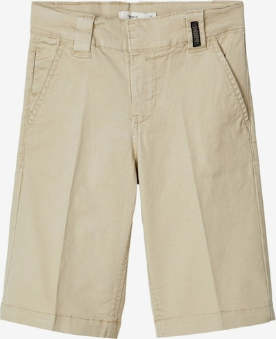 NAME IT Shorts 'Ryan' in creme, Produktansicht