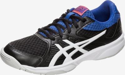 ASICS Chaussure de sport 'Upcourt 3' en bleu / noir / blanc, Vue avec produit