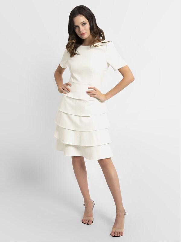 APART Kleid Kleid Kleid in creme  Neu in diesem Quartal 1361cf