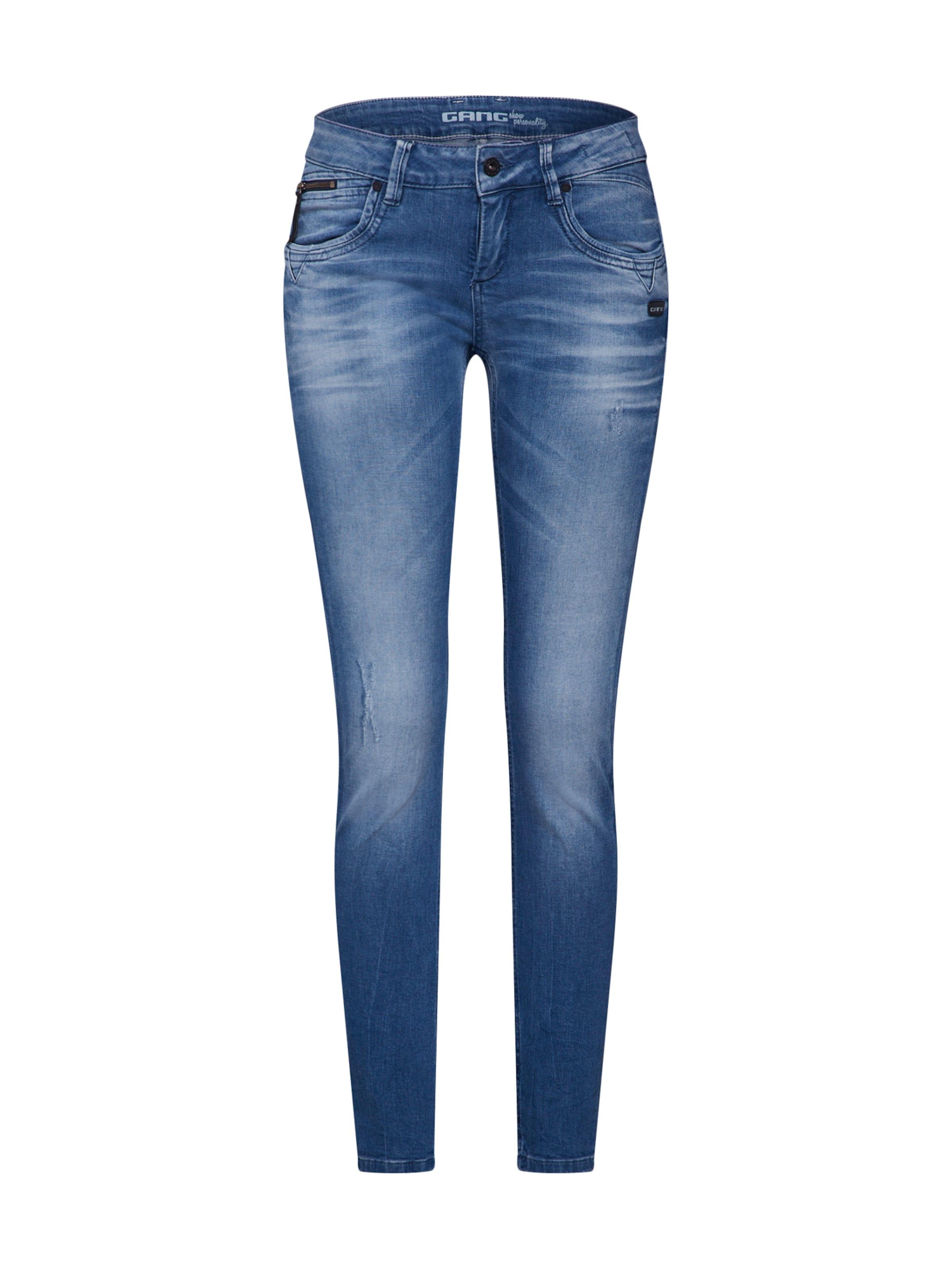 'nikita' Jeans Blauw Gang In Denim R3A4j5L