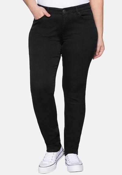 Jeans SHEEGO pe negru, Vizualizare model