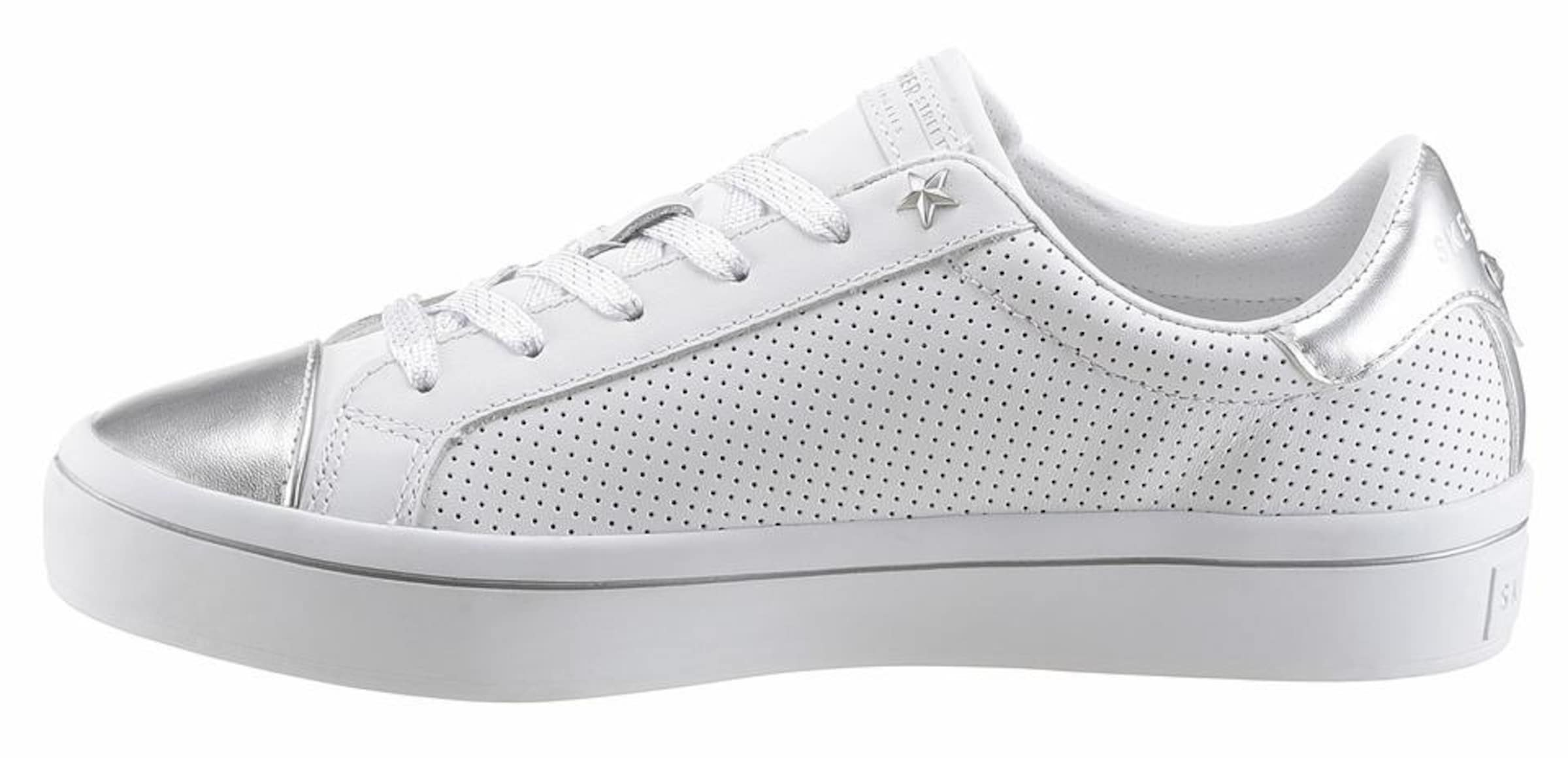 Skechers In Silber 'hi Sneaker magnetoes' lite VqSUMGzp