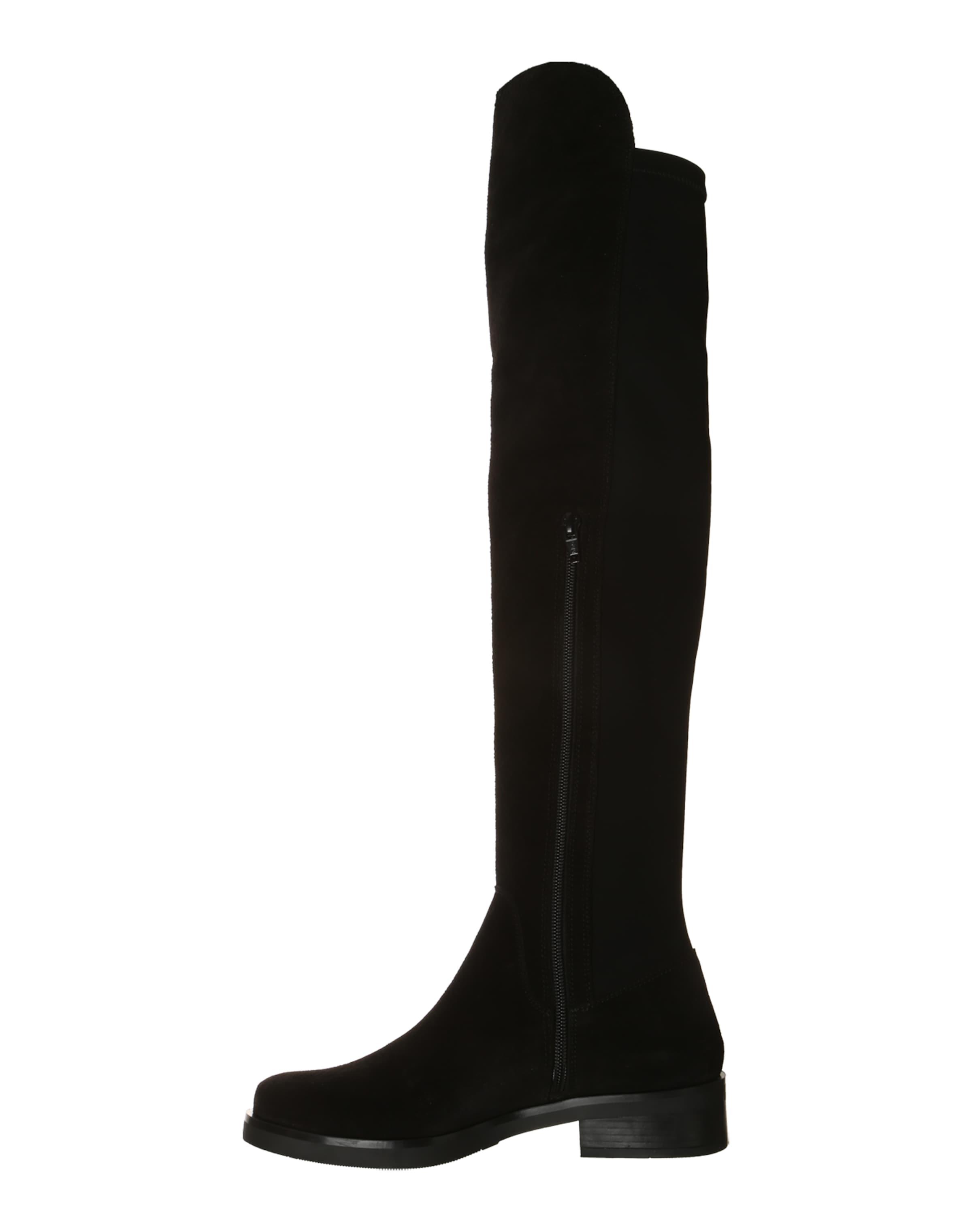 BUFFALO Overknee-Stiefel Leder, Kunststoff Verkaufen Sie Sie Sie saisonale Aktionen bdb75b