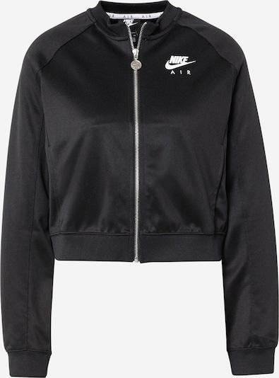 Nike Sportswear Prehodna jakna 'AIR' | črna barva, Prikaz izdelka