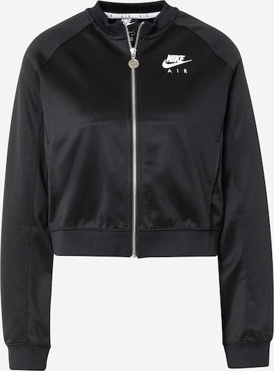 Nike Sportswear Tussenjas 'AIR' in de kleur Zwart, Productweergave