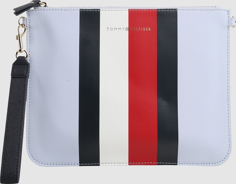TOMMY HILFIGER Clutch 'MIX N MATCH STRIPE'