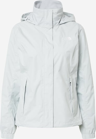 THE NORTH FACE Regenjacke 'Resolve 2' in weiß, Produktansicht
