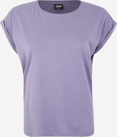 Urban Classics Curvy Shirt in lila, Produktansicht