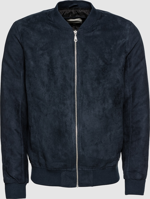 JACK & JONES Jacke in ultramarinblau  Mode neue Kleidung