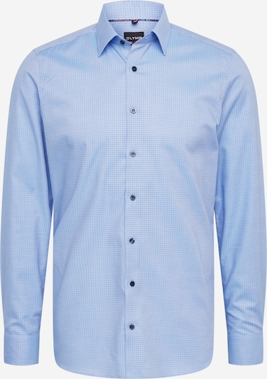 OLYMP Shirt 'Level 5 City' in blue, Item view