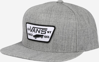 VANS Gorra 'Full Patch' en gris moteado / negro / blanco, Vista del producto