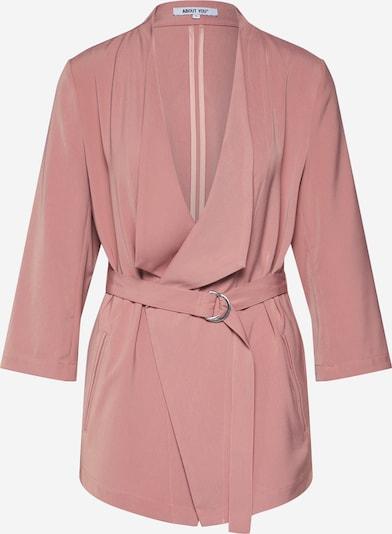ABOUT YOU Kurtka przejściowa 'Jilia' w kolorze różowy pudrowym, Podgląd produktu