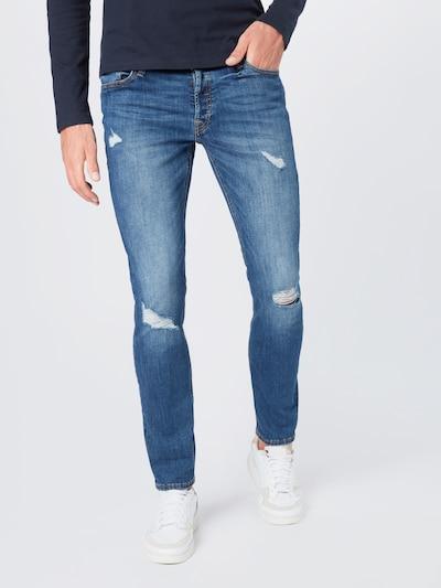 JACK & JONES Jeans i blå, Modelvisning