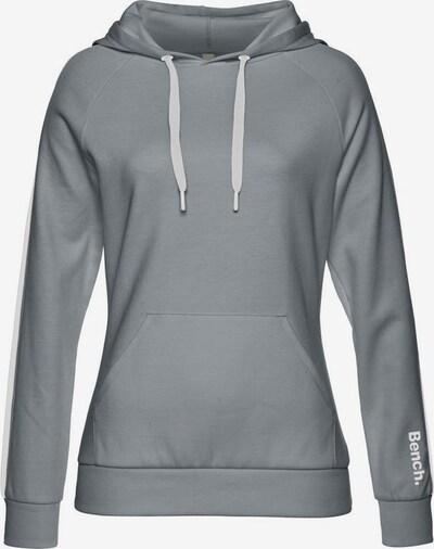 BENCH Sweatshirt in stone, Produktansicht