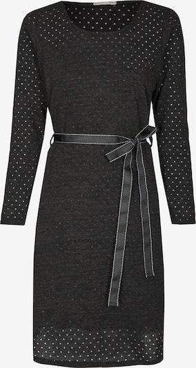 Heimatliebe Kleid in dunkelgrau, Produktansicht