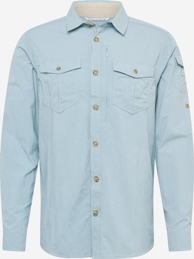 CRAGHOPPERS Functioneel overhemd 'NosiLife Adventure' in de kleur Lichtblauw, Productweergave