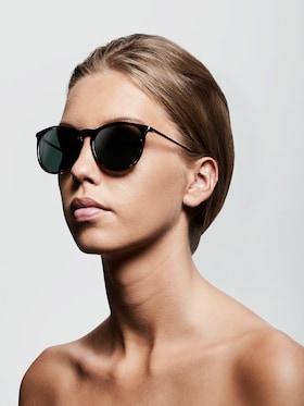 Pilgrim sunčane naočale 'Vanille' u smeđoj boji