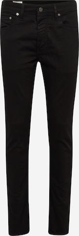 LEVI'S Jeans '512™ Slim Taper' in Schwarz
