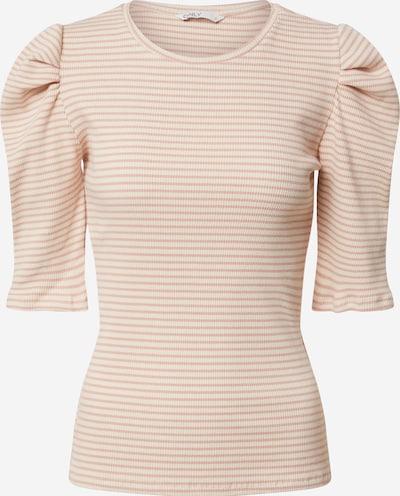 ONLY Tričko 'ONLTENNA' - růžová / bílá: Pohled zepředu