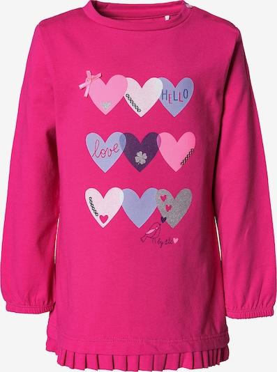STACCATO Langarmshirt für Mädchen in pink, Produktansicht