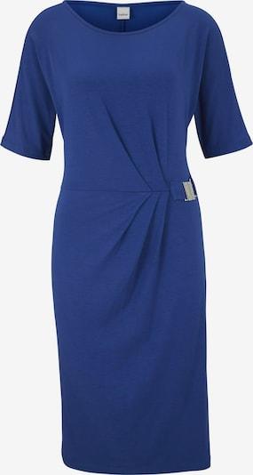 Rochie heine pe albastru royal, Vizualizare produs