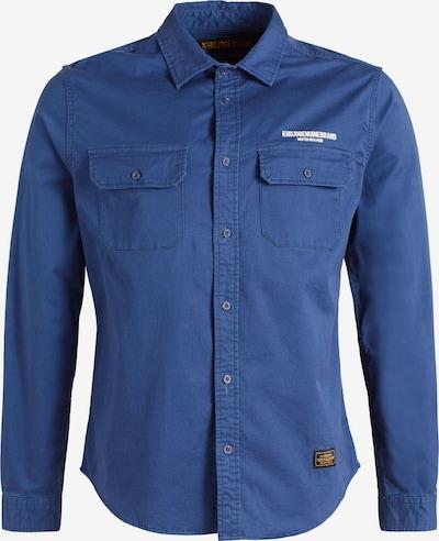 khujo Hemd ' ROGER ' in blau, Produktansicht