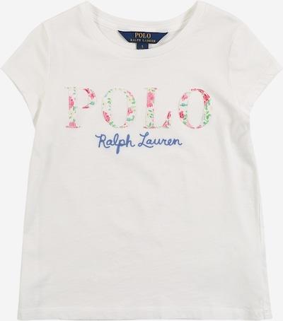 Tricou 'SS CN POLO T-TOPS-KNIT' POLO RALPH LAUREN pe alb, Vizualizare produs