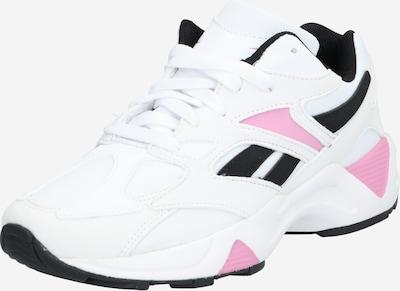 rózsaszín / fekete / fehér Reebok Classic Rövid szárú edzőcipők 'Aztrek 96', Termék nézet