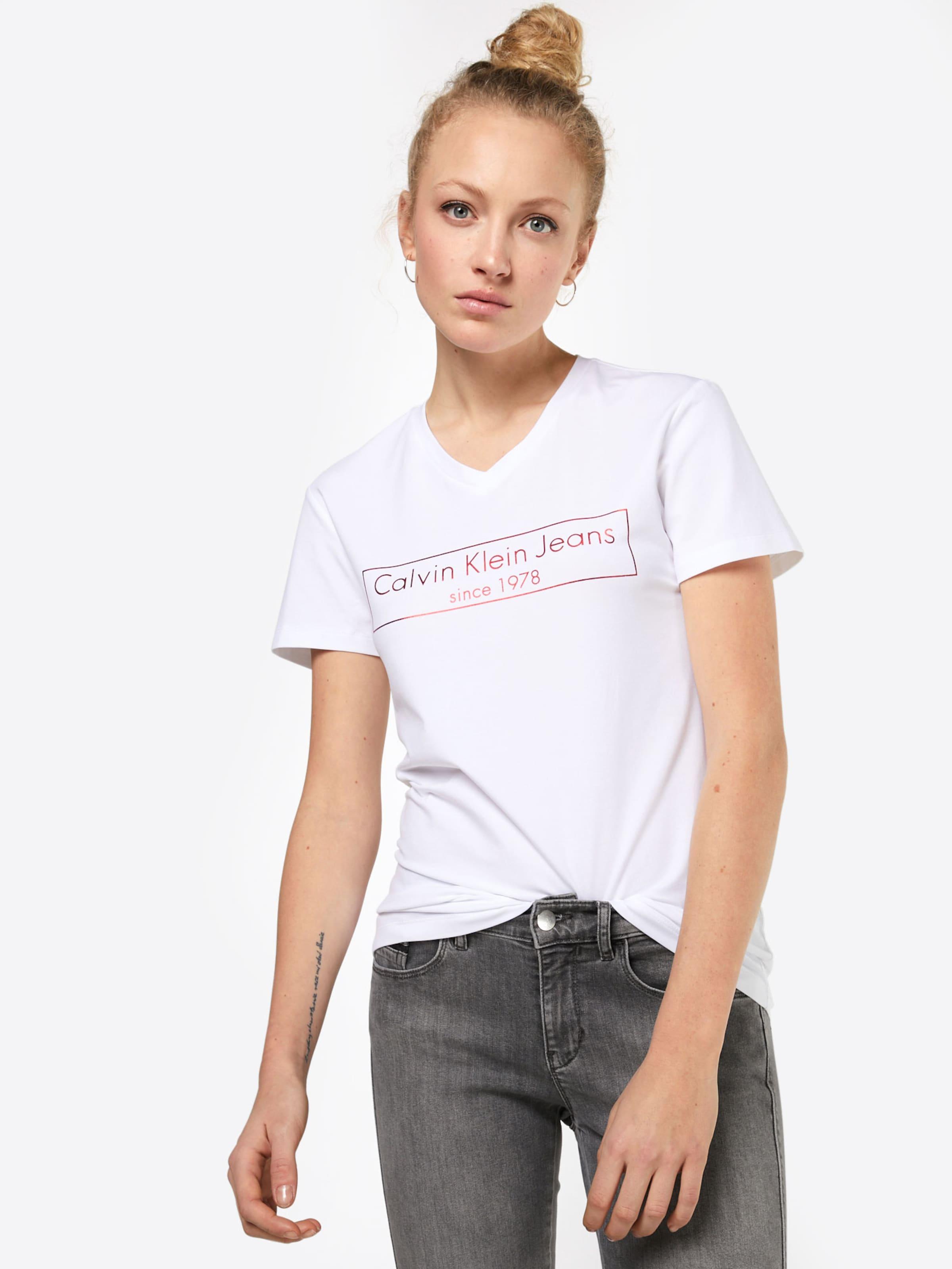 Rabatt Gutes Verkauf Calvin Klein Jeans T-Shirt 'TILLY-2'  Wo Zu Kaufen 5tRwEWfb