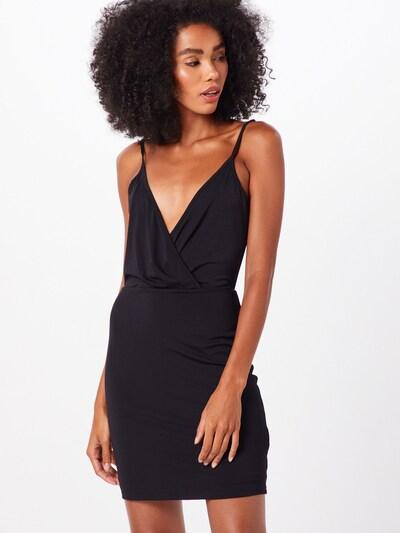 IVYREVEL Sukienka 'JERSEY MINI DRESS' w kolorze czarnym: Widok z przodu