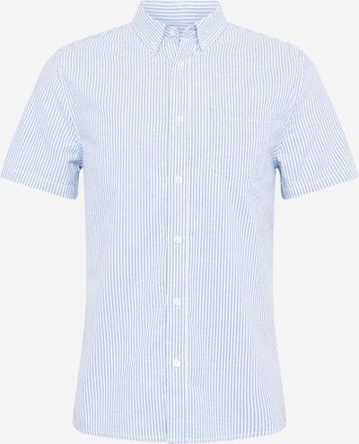BURTON MENSWEAR LONDON Hemd in hellblau / weiß, Produktansicht
