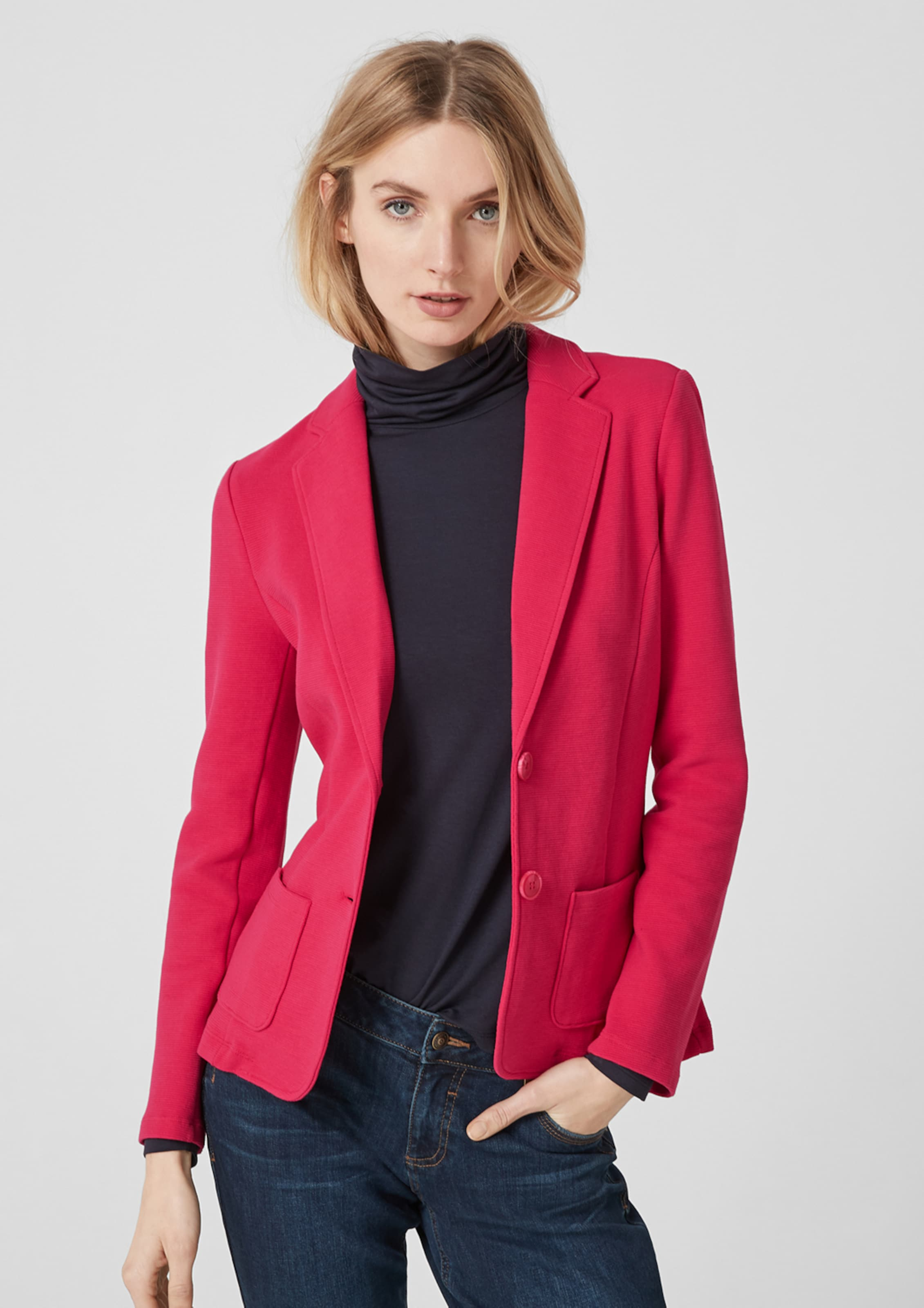 Himbeer Label In oliver Red Blazer S wkTlOXuPZi