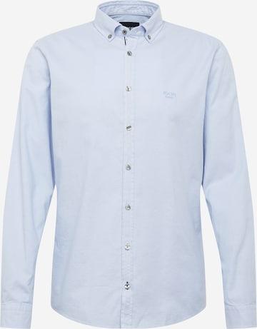 JOOP! Jeans Triiksärk 'Haven', värv sinine