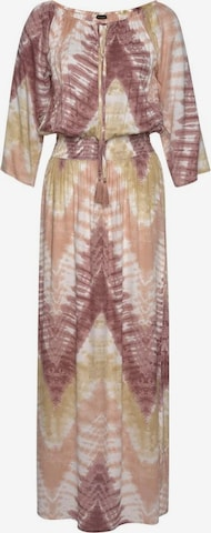 LASCANA Letné šaty - zmiešané farby