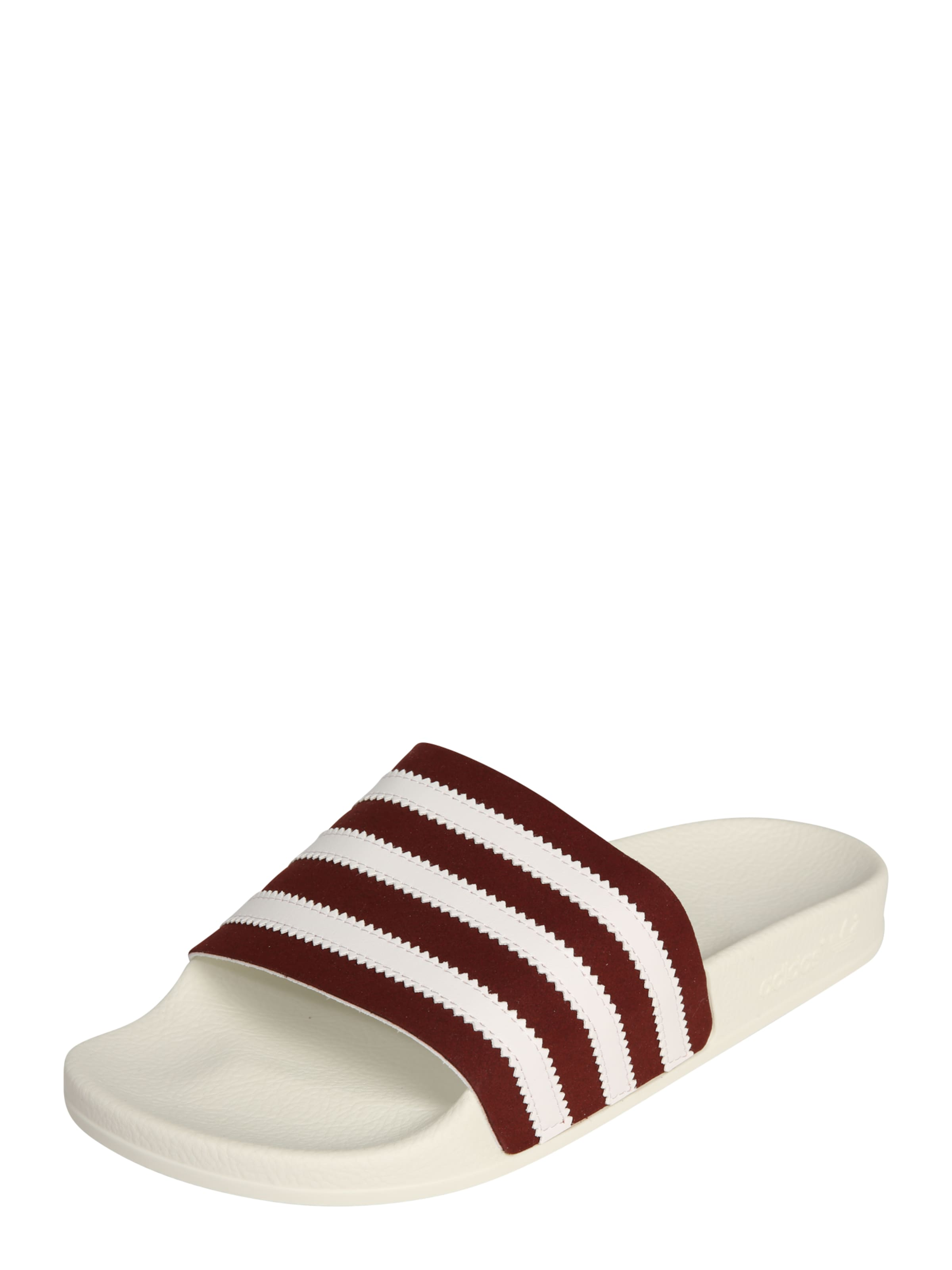 Bade BlauWeiß Adidas slider 'adilette' In Originals SzUVpqGM