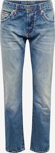 CAMP DAVID Džinsi 'NI:CO:R611' pieejami zils džinss, Preces skats