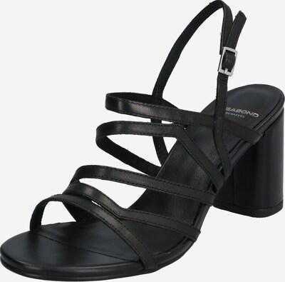 VAGABOND SHOEMAKERS Sandalen met riem 'Penny' in de kleur Zwart, Productweergave