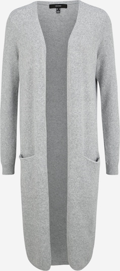 Vero Moda Tall Strickjacke 'DOFFY' in grau, Produktansicht