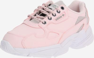 ADIDAS ORIGINALS Sneaker 'Falcon' in pastellpink / schwarz, Produktansicht