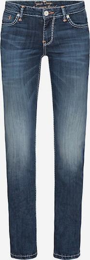 Soccx Jeans in blue denim, Produktansicht