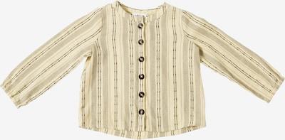 Dalykiniai marškiniai 'Cali' iš EDITED , spalva - juoda / balkšva, Prekių apžvalga
